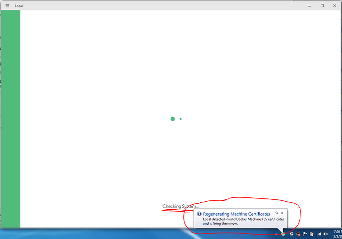 Local not working when connected to VPN - Support - Local by