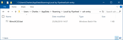 Ability to change Windows SSH Client - Feature requests