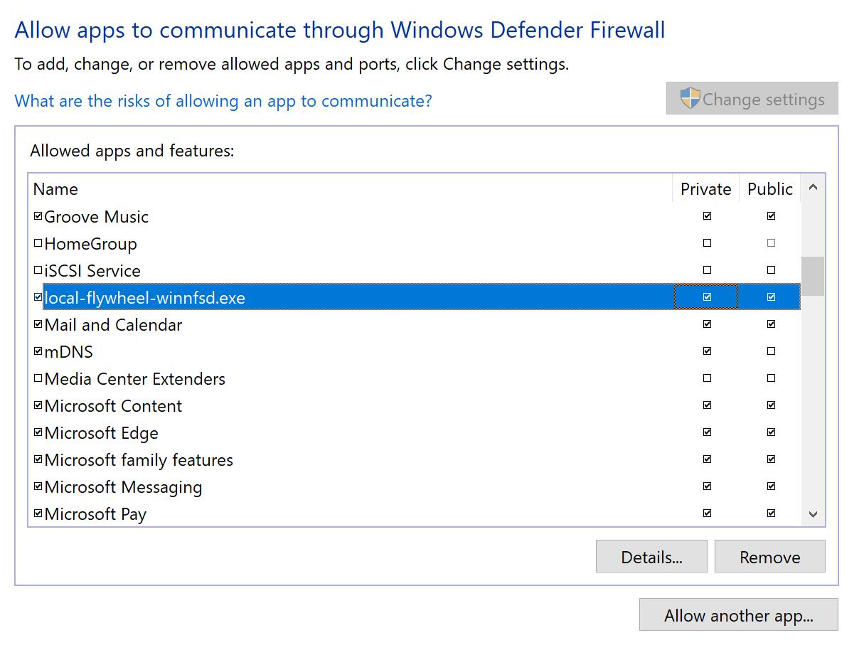 Windows Nfs Ports